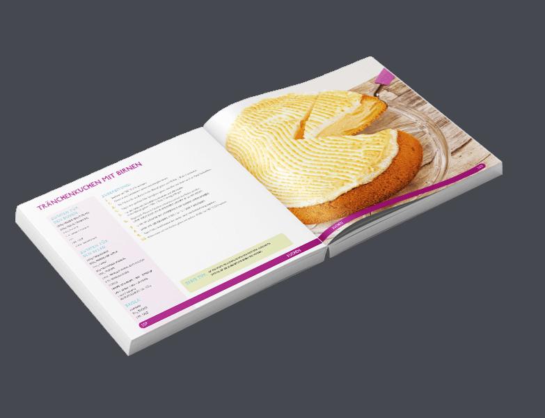 Könyv referencia - Sybille Krebs - Torta&Sütemény